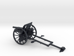 1/35 IJA Type 41 75mm Mountain Gun in Black PA12