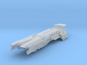 Capital Ship in Smooth Fine Detail Plastic