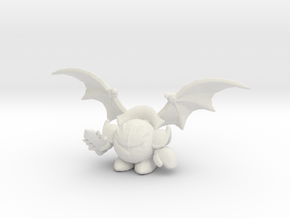 MetaKnight with Sword 1/60 miniature for games rpg in White Natural Versatile Plastic