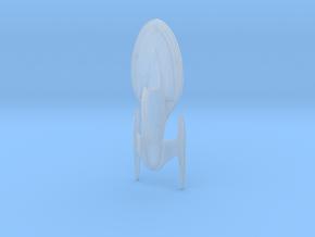Intrepid Class Refit - 6cm in Smooth Fine Detail Plastic