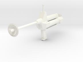 Star Trek Phaser Rifle - 1/6 in White Processed Versatile Plastic