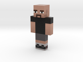 Awpostolos-Ferdom   Minecraft toy in Natural Full Color Sandstone