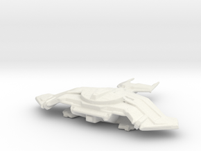 Cardassian Intel Escort in White Natural Versatile Plastic