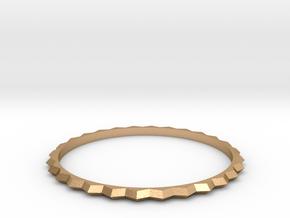 [1DAY_1CAD] BRACELET_type1 in Natural Bronze