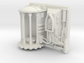 AnphelionBase_InnerPanel_6 in White Natural Versatile Plastic