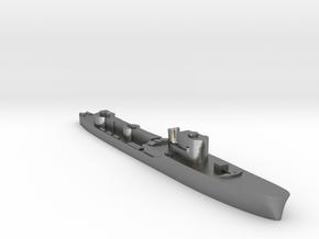 Italian Orsa WW2 torpedo boat 1:3000 in Natural Silver