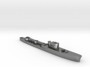 Italian Procione WW2 torpedo boat 1:3000 in Natural Silver