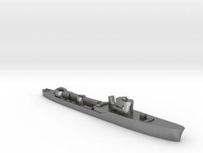 Italian Procione WW2 torpedo boat 1:2400 in Natural Silver