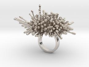 Beatcoser Final - Bjou Designs in Rhodium Plated Brass