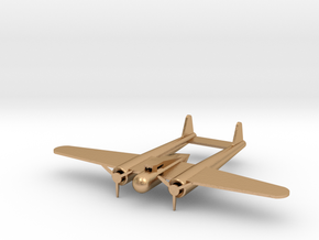 Fokker G-1 small in Natural Bronze