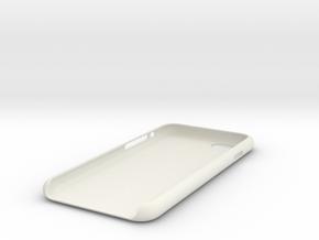 Iphone_7_protective case in White Natural Versatile Plastic