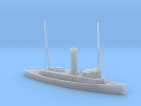 1/700 Scale 143-foot Seagoing Wooden Tug Fame in Smooth Fine Detail Plastic