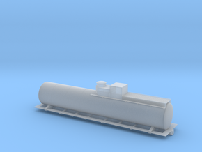 UP Propane Tender in Smooth Fine Detail Plastic