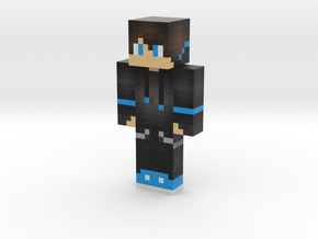 Ethan_730 | Minecraft toy in Natural Full Color Sandstone