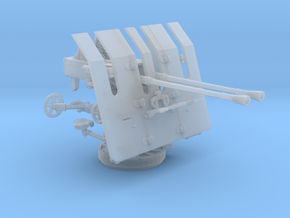 1/35 DKM 3.7cm Flak M42 Twin Mount in Smooth Fine Detail Plastic