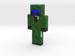 Sharp_blade | Minecraft toy in Natural Full Color Sandstone