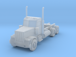 Peterbilt 379 Daycab - 1:144 scale in Frosted Ultra Detail