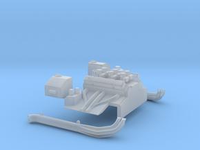 Chaparral 1 detail kit 1 in Smoothest Fine Detail Plastic