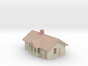 Telegraph Office - Zscale in Full Color Sandstone