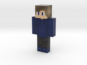 devon_normal_not_hd | Minecraft toy in Natural Full Color Sandstone