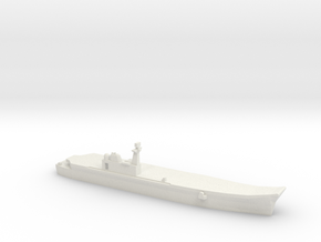 ESPS Principe de Asturias (R11), 1/700 in White Natural Versatile Plastic