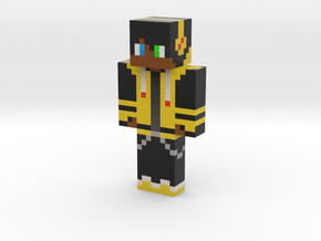 custom (1)   Minecraft toy in Natural Full Color Sandstone