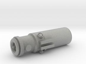 Droid Caller (replica size) in Metallic Plastic