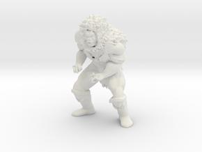 Printle V Homme 1783 - 1/32 - wob in White Natural Versatile Plastic