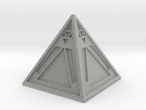 Sith Holocron in Metallic Plastic