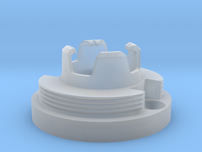 AN00098-08_X1 in Smooth Fine Detail Plastic