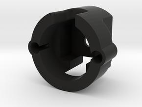 BIN160201 Lift Cover-ManTOv2 in Black Natural Versatile Plastic