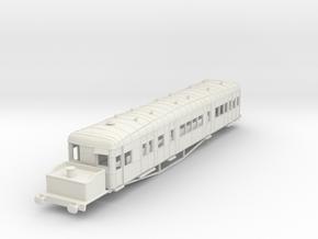 o-100-gsr-clayton-steam-railcar-scheme-A in White Natural Versatile Plastic
