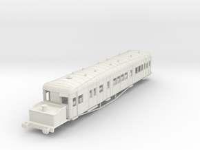 o-100-gsr-clayton-steam-railcar-scheme-A in White Natural Versatile Plastic