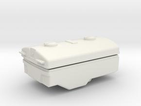 Tank Xerion Kotte Teil 1 in White Natural Versatile Plastic