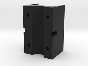 mobius maxi barrel mount in Black Natural Versatile Plastic