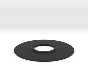 Beta - LSS Cover for 2017/2018 Levo in Black Natural Versatile Plastic