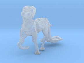Anthropomorphic female light armor deer taur 1(HSD in Smooth Fine Detail Plastic