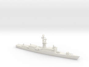 1/700 Scale Baleares class Missile Frigate in White Natural Versatile Plastic