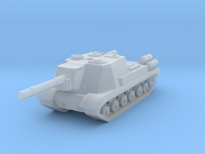 1/285 ISU-152K in Smooth Fine Detail Plastic: Small