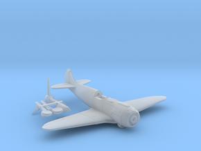 1/144 Lavochkin La-5 in Smooth Fine Detail Plastic: 1:144