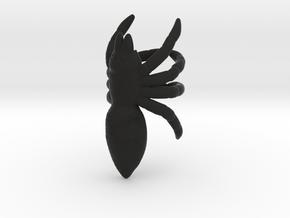 Spider Gripper 23mm in Black Natural Versatile Plastic