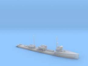 1/700th scale Brilliant class patrol ship in Smooth Fine Detail Plastic