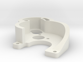 Axial SCX24 Deadbolt 130 V2 in White Natural Versatile Plastic