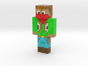 primeavenger | Minecraft toy in Natural Full Color Sandstone