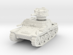 Praga AH IV 1/72 in White Natural Versatile Plastic