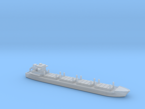 1/3000 Scale Dry Stores Cargo Ship in Smooth Fine Detail Plastic