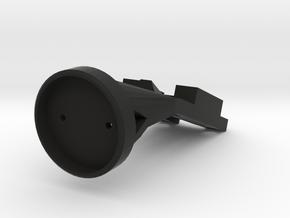 Topeak Upper Plate to Varia Hollow in Black Natural Versatile Plastic