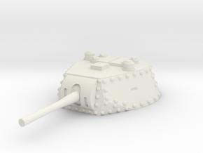 M13 40 Turret 1/87 in White Natural Versatile Plastic