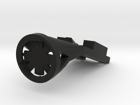 Topeak Upper Plate to Varia in Black Natural Versatile Plastic