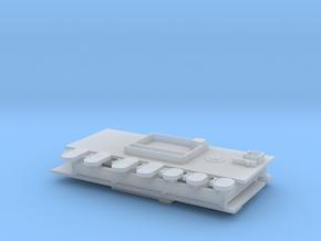 Oil bunker conversion for Rivarossi Challenger in Smoothest Fine Detail Plastic